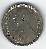 MONACO LOUIS II 1947 20 FRANCS - Mónaco