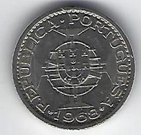 PORTUGAL 1968 1 PATACA - Portogallo
