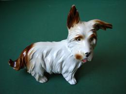 Porcelain Porzellan GOEBEL ?? W.GERMANY Big Scottish Terrier - Ceramica & Terraglie