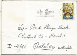 BELGICA BRUGGE CC MAT HET WIT GELE KRUIS  HOSPITAL MEDICINA SALUD - Enfermedades