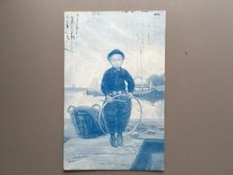 FLEVOLAND - URK - SPEELGOED - J.G. GERSTENHAUER - Illustratoren & Fotografen