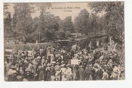 HEDE - LE CONCOURS DE PECHE - LE PESAGE - 35 - France