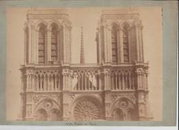 Notre-dame De Paris - Ancianas (antes De 1900)