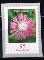 Bund 2019,Michel# 3483 O Blumen: Flockenblume Selbstklebend Von Der 500er Rolle Mit Nr. - [7] Federal Republic