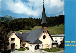 Bad Hofgastein - Evangl. Kirche (1568) * 1976 - Bad Hofgastein