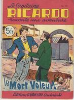 Capitaine RICARDO N° 358- Le MORT VOLEUR! - TBE - Aventure