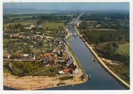 60 - Pont-L'Évêque -      Vue Générale Aérienne Et Canal Latéral - Sonstige Gemeinden