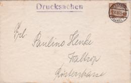 Third Reich Drucksache Posted Castrop Rauxel 7.8.1935 (G44-22A) - Cartas