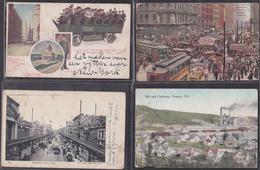 Nice Lot Of 40 Postcard USA - Postcards