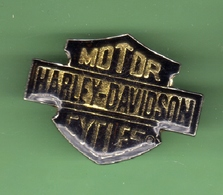 MOTO *** HARLEY-DAVIDSON N°92 *** 1033 - Motos
