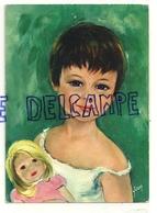 Petites Filles De France. N°40 YVON. Petite Fille Et Poupée - Hedendaags (vanaf 1950)