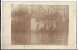 Tamines Carte-photo - Inondations - Lieu Dit Le Marais ?? Année ? - Sambreville