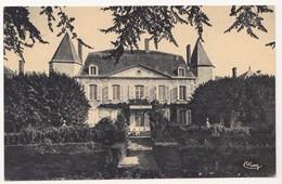 CPA Ville De BERZE La VILLE Par SOLOGNY - Château De La Roche Coche - Other Municipalities