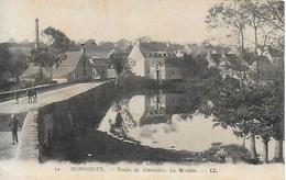 29)    ROSPORDEN  - Route De Bannalec  - Le Moulin - France
