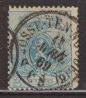 N° 24 DC. St.Josse-Ten-Noode (B) - 1869 - 1866-1867 Coat Of Arms