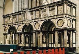 Belgique Tournai La Cathédrale Notre Dame Ambon (2 Scans) - Tournai