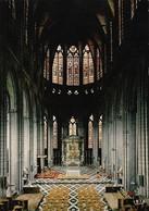 Belgique Tournai La Cathédrale Le Choeur Gothique (2 Scans) - Tournai