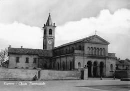 "4922 "" LIGNANA - CHIESA PARROCCHIALE"" CARTOLINA POSTALE ORIGINALE SPEDITA - Vercelli"