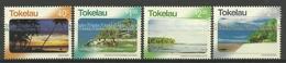 TOKELAU 2004 ISLAND SCENES SET MNH - Tokelau
