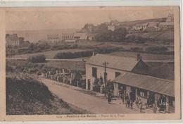 CPA 29. Pentrez Les Bains. Route De La Plage - Autres Communes