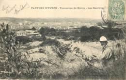 93 - PLATEAU D'AVRON - Panorama De Rosny - Les Carrières 1907 - Rosny Sous Bois