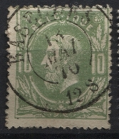 N°30 Obl. Dc BASECLES. Coba 8€ - 1869-1883 Léopold II