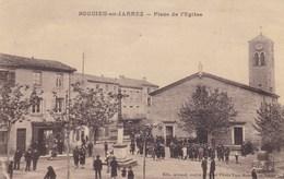 Rhône - Soucieu-en-Jarrez - Place De L'Eglise - France