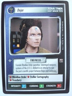 Star Trek CCG – Personnel Cardassian – Dejar (uncommon) - Star Trek