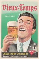 Bier Vieux-temps - Advertising
