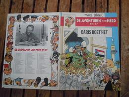 Nero - Daris Doet Het - 1980 - Marc Sleen - Nero