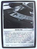 Star Trek CCG – Sites – Docking Pads (uncommon) - Star Trek