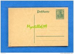 Allemagne - 1910 - Prêt à Poster 5 Pfng Vierge - Deutschland