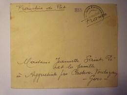 GP 2019 - 1883  Lettre De Prisonnier  (Camp Militaire D'internement De RICHENTHAL Suisse)  1940   XXX - 1939-45