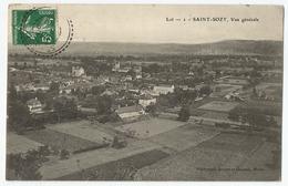 CPA [46] Lot > Saint-Sozy - Vue Générale - France