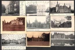 Belgique België - Superbe Lot 49 Cartes PK's Château Kasteel - Belgien