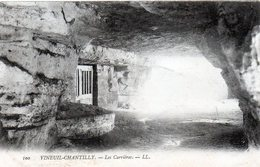 CPA 60 - VINEUIL CHANTILLY - 100 LES CARRIERES - France