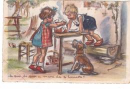 GERMAINE  BOURET ,,,DE QUOI , DE QUOI ,,,,ENCORE DES HARICOTS ,,,,M. D  PARIS ,,,, 1952 - Bouret, Germaine