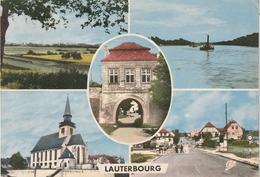 67 Lauterbourg. Vue Generale - Lauterbourg