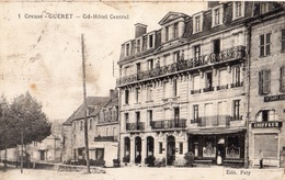 GUERET GRAND HOTEL CENTRAL - Guéret