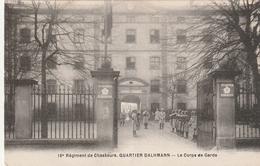 67 Haguenau.  18e Regiment De Chasseurs. Quartier Dalhmann - Haguenau