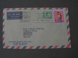 Australia Cv. 1965 - 1952-65 Elizabeth II: Dezimalausgaben (Vorläufer)