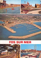 13-FOS SUR MER-N°C-2029-D/0203 - France