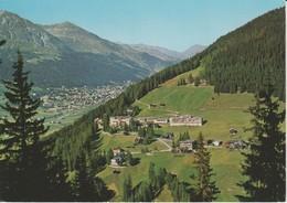 (CH1157) CLAVADEL MIT DAVOS ... UNUSED - GR Grisons