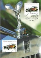 Liechtenstein 2014 Vintage Cars:  Rolls-Royce Phantom II (1933) . Mi 1740 In Maximum Card - Liechtenstein