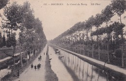 18 Bourges, Le Canal Du Berry - Bourges