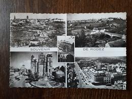 L21/1097  RODEZ – Multivues - Rodez