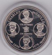 Médaille Et Boite Syndicat De La Boucherie De Paris, Attribué à M. Courdy En 1905, Par Desaide - Autres