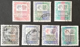 Italy 1977 Def. USED POSTAGE FEE TO BE ADDED ON ALL ITEMS - 1971-80: Used
