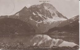 (CH1165) LAC DE CHANRION - VS Valais