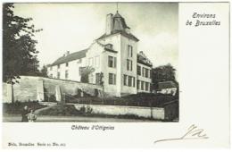 Environs De Bruxelles. Château D'Ottignies. - Ottignies-Louvain-la-Neuve